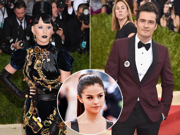 Inikah Alasan Sebenarnya Katy Perry Tak Tuduh Orlando Bloom Selingkuh Dengan Selena Gomez?