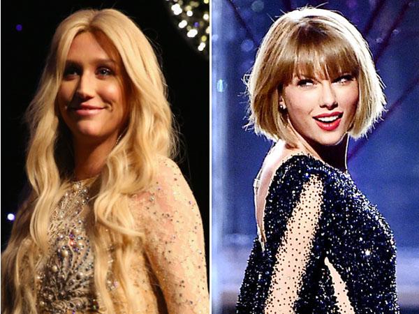 Alami Pelecehan Seksual, Kesha Dapat Dukungan Donasi Dari Taylor Swift