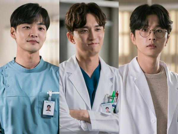 Kenalan dengan Three Musketeers Mempesona di Drama 'Romantic Doctor Kim 2'