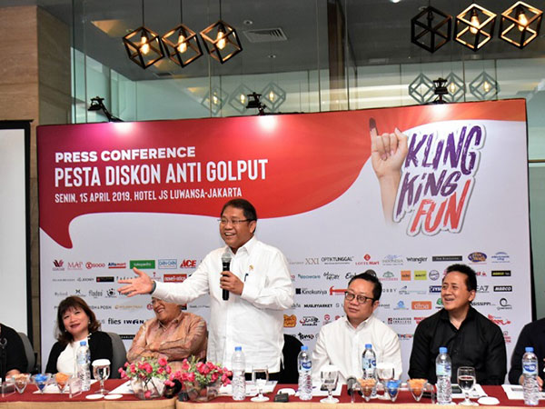 KlingKing Fun, Yuk Serbu Diskon Hingga Gratisan di Ratusan Gerai Ini Pada 17 April 2019