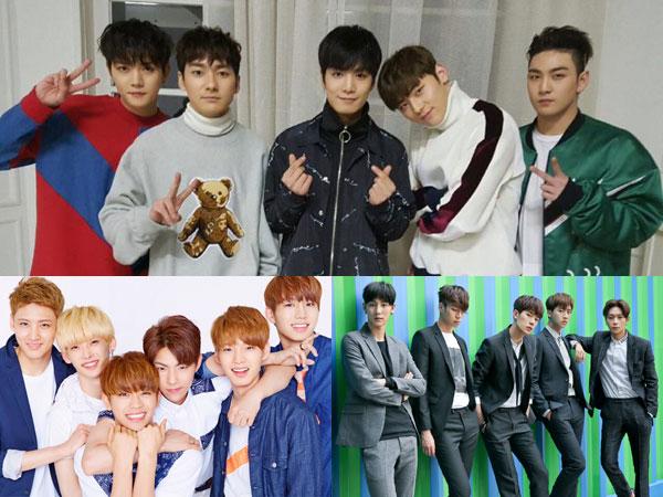 Meski Telah Debut, 3 Boy Group Ini Siap Jadi Peserta 'Produce 101' Season 2!