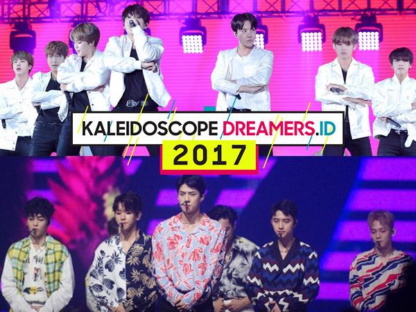 Sederet Idola K-Pop Ini Sukses Gelar Konser Super Meriah di Indonesia Sepanjang 2017