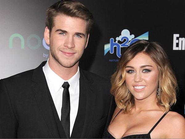 Keluarga Liam Hemsworth Restui Hubungan Puteranya dengan Miley Cyrus?