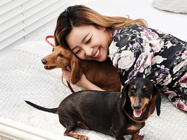 Luna f(x) Ungkap Bagaimana Mengadopsi Anjing Terlantar Bisa Mengubah Hidupnya