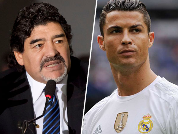 Diego Maradona Tuding Portugal Terlalu Bergantung Pada Cristiano Ronaldo