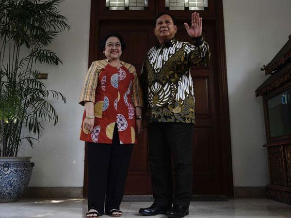 Hubungan 'Mesra' Antara PDI-P dan Gerindra Dikatakan Sebagai Sinyal Akan Agenda Politik yang Besar?