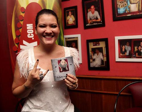 Melanie Subono Luncurkan Album Baru