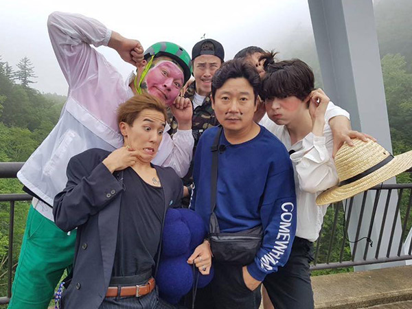 Mino WINNER Ungkap Keinginan Kolaborasi Bareng Member 'New Journey to the West' Ini