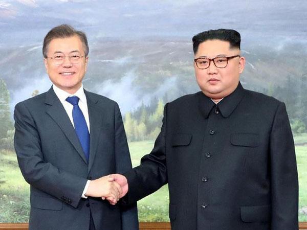 Diam-diam Presiden Korsel Moon Jae In dan Kim Jong Un Kembali Bertemu!