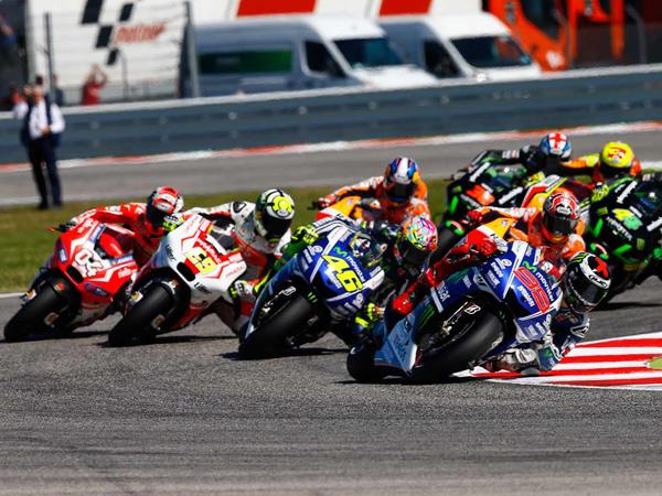 Kemenpora Berikan 'Lampu Hijau' untuk Gelar MotoGP 2017 di Sirkuit Sentul