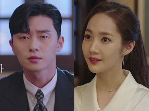 Kocaknya Park Seo Joon Di Bawah Kendali Park Min Young dalam Teaser Drama Baru tvN