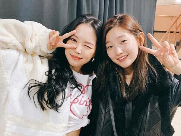 Beri Dukungan Manis ke Lokasi Syuting, Naeun Apink Ungkap Terima Kasih pada Park So Dam