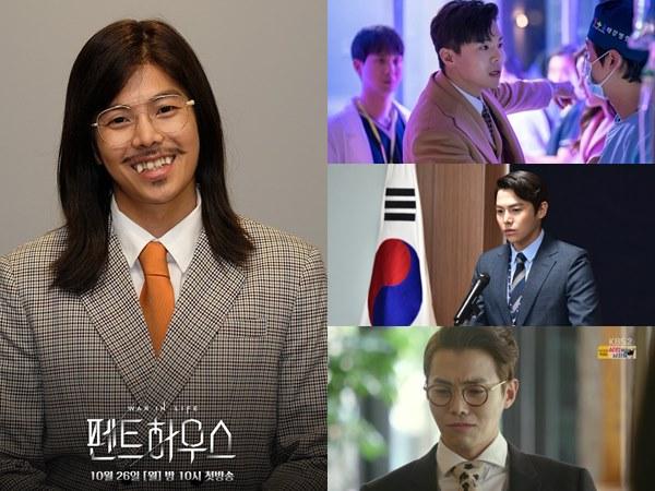 Selain The Penthouse, Tonton Akting Park Eun Seok di 5 Drama Korea Populer Ini