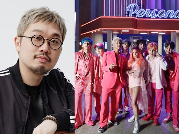 Produser BTS Pdogg Jadi Komposer dan Penulis Lirik dengan Penghasilan Tertinggi