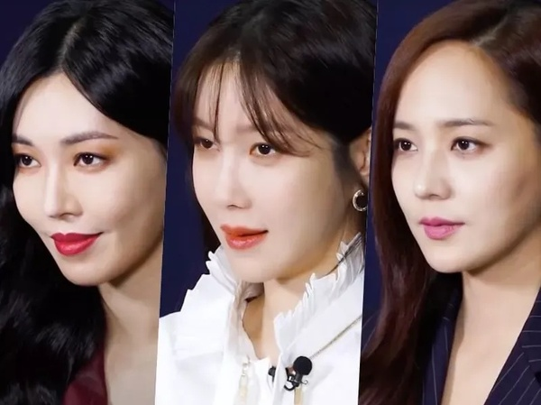 Kim Seo Yeon, Lee Ji Ah dan Eugene Siap 'Perang' di Penthouse 3