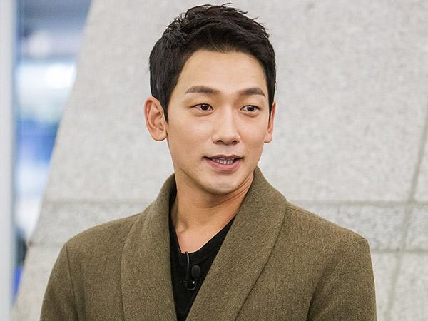 Rain Dikonfirmasi Comeback Akting Lewat Drama Action Terbaru JTBC!