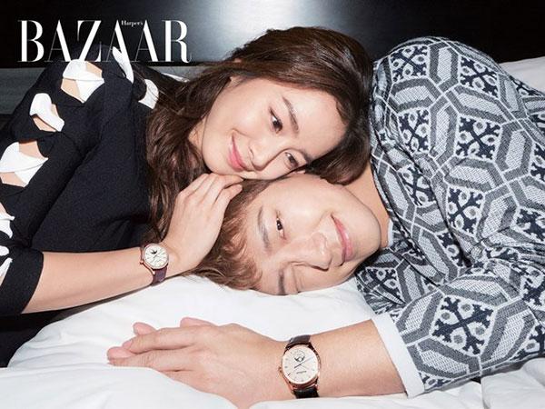Diam-diam Rain dan Kim Tae Hee Pergi Babymoon ke Italia