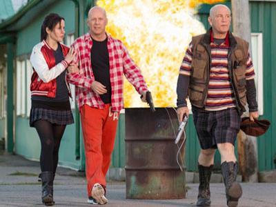 Red 3, Bruce Willis Rencanakan Ajak Paul McCartney