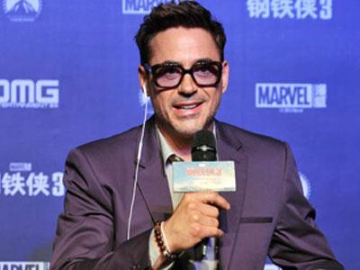 Robert Downey Jr Digaji 50 Juta Dollar Untuk The Avengers