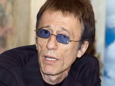 Vokalis Bee Gees, Robin Gibb Meninggal Dunia