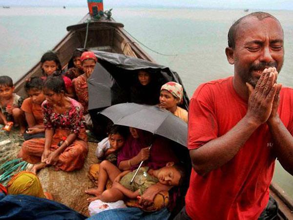 Indonesia Dapat Pujian Dari Dunia Karena Menerima Pengungsi Rohingya