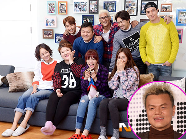 Boss JYP Entertainment Park Jin Young Jadi Tamu Spesial 'Roommate'!