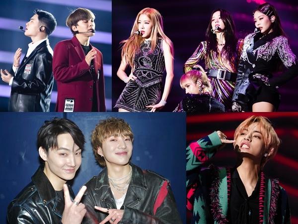 Intip Lagi Sederet Penampilan Spesial nan Apik dari Panggung SBS Gayo Daejun 2018