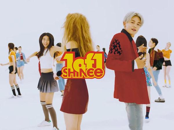 Jelang Comeback, SHINee Pesta Bareng Para Gadis Retro di Teaser MV '1 of 1'!