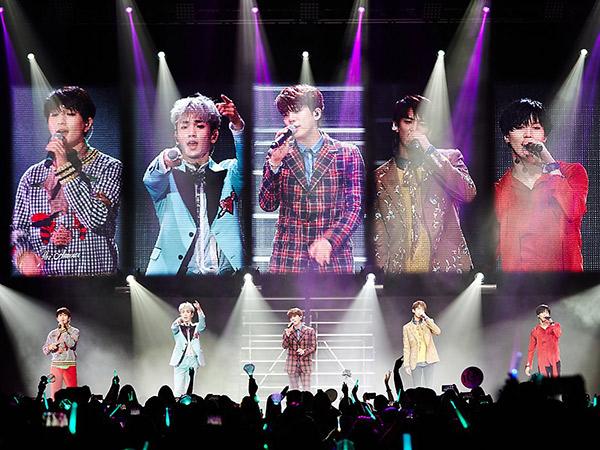 Tulis Surat Haru, SHINee Bakal Lanjutkan Tur Konser dengan Empat Member