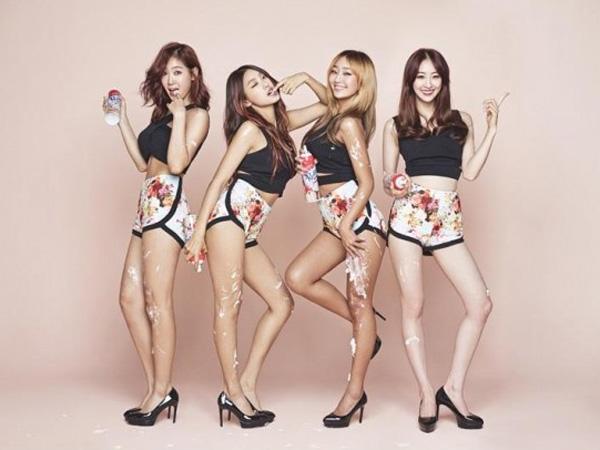 Sistar Kembali Goda Fans dengan Summer Sexy Dance di Teaser 'Touch My Body'!