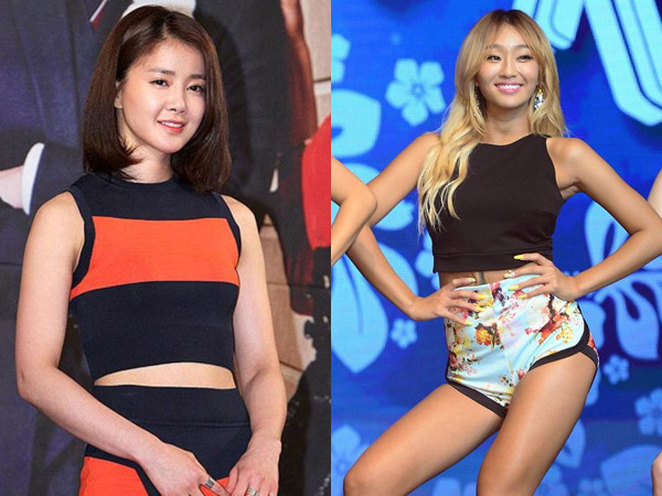Lee Si Young dan Hyorin Sistar Siap Jadi Pembawa Obor di 'Asian Games 2014'!
