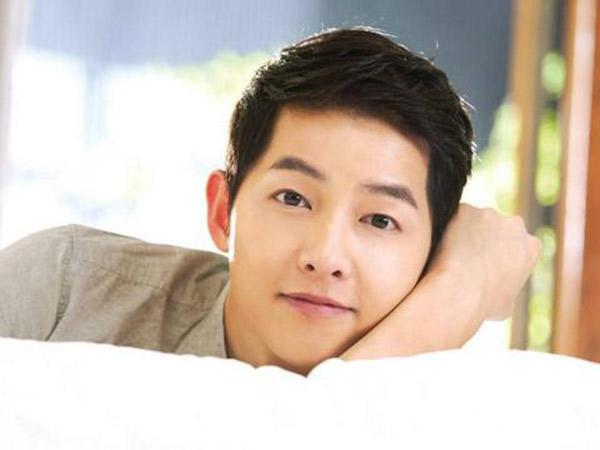 Song Joong Ki Habiskan Liburan Chuseok Sambil Lakukan Aksi Sosial