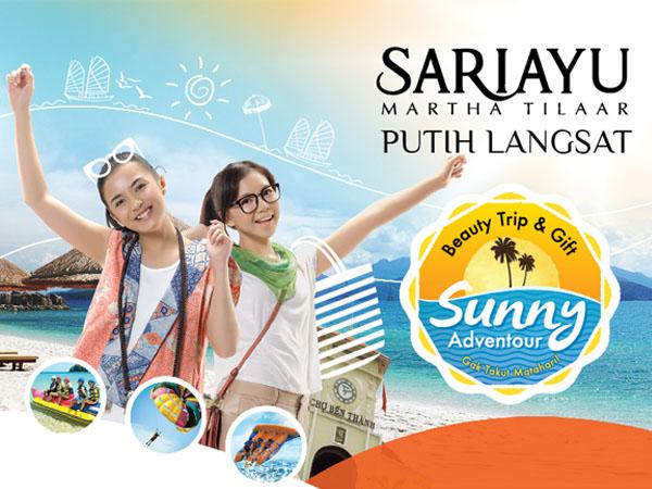 Mau Liburan Gratis Ke Bali? Ikutan 'Sunny Adventour' Yuk!