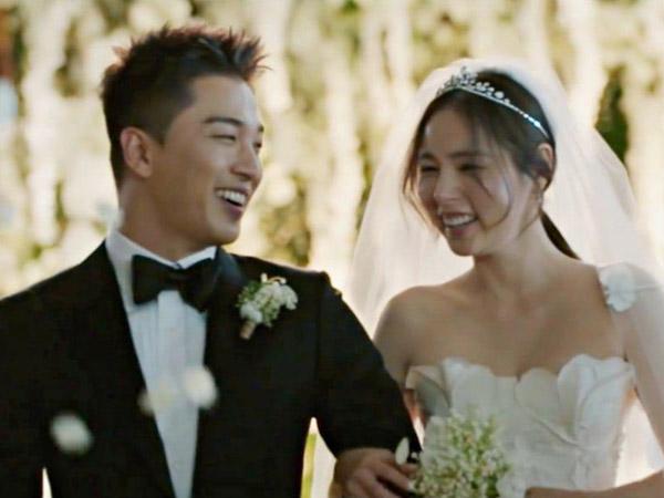 Taeyang Ungkap Alasan Nikahi Min Hyo Rin dalam Trailer Serial Dokumenter 'White Night'