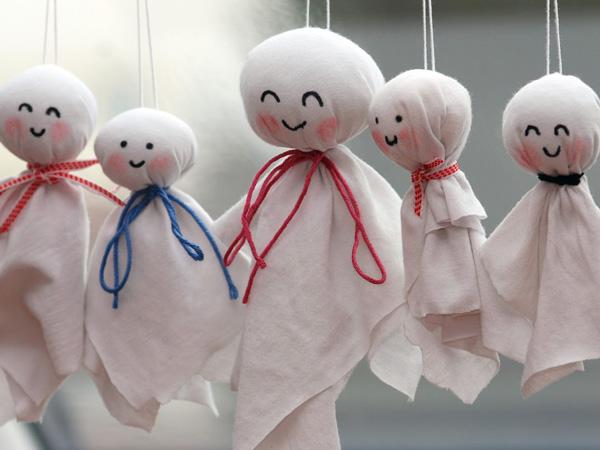 Mitos Teru Bozu, Boneka Penangkal Hujan Asal Jepang yang Memiliki Cerita Memilukan