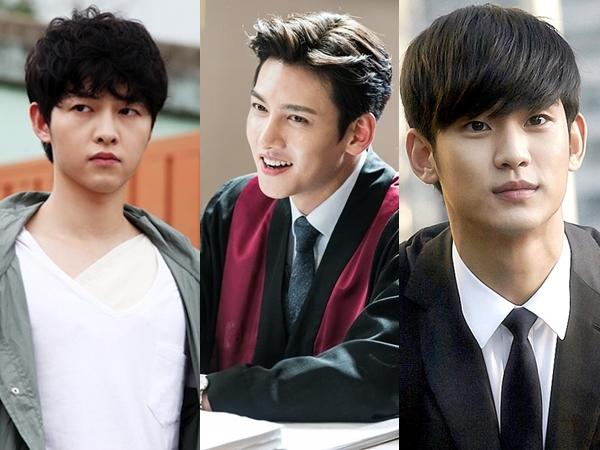 Multitalenta, 5 Aktor Tampan Ini Nyanyikan Soundtrack Dramanya Sendiri