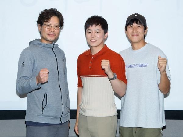 Jo Jung Suk, Lee Sun Gyun, dan Yoo Jae Myung Dikonfirmasi Bintangi Film Sejarah Modern