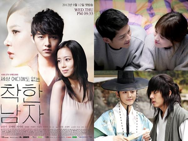 5 Drama Korea Populer yang Dibintangi Song Joong Ki