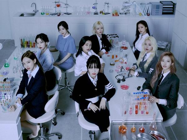 TWICE Umumkan Comeback Bulan Depan dengan Full Album 'Formula of Love: O+T=<3'