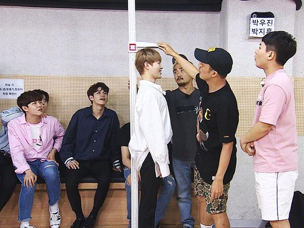 Lagi, Keseruan Wanna One Catatkan Rating Tertinggi di Variety 'Infinite Challenge'