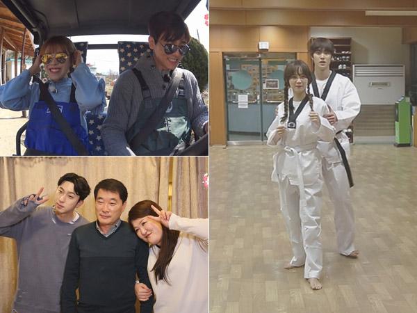 Bertemu 'Mertua' Hingga Taekwondo, Manisnya Kencan Penuh Hadiah di 'We Got Married'