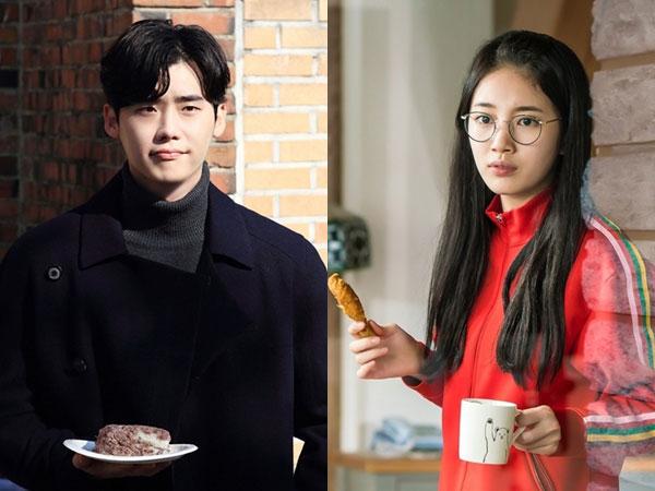 Pertemuan Pertama Lee Jong Suk dan Suzy yang Penuh Rahasia di 'While You Were Sleeping'