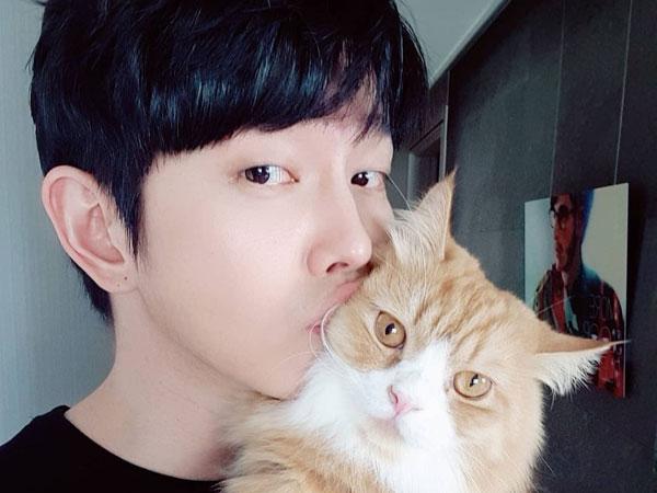 Sedih Ditinggal Mati Kucing Peliharaan, Yoon Kyun Sang Tanggapi Saran untuk Adopsi