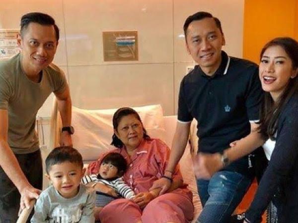 Tindakan Presiden Jokowi Sebelum Kabar Penyakit Kanker Darah Ani Yudhoyono di Singapura Mencuat
