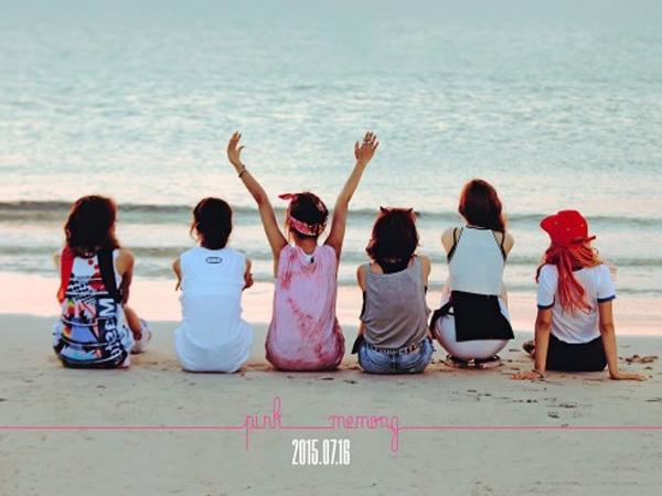 Rilis Teaser dari Pinggir Pantai, A Pink Umumkan Judul Album dan Tanggal Comebacknya!