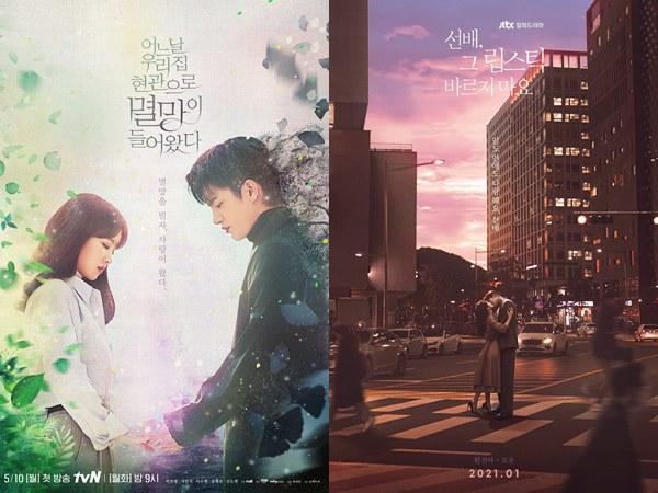 Deretan Poster Drama Korea yang Paling Romantis