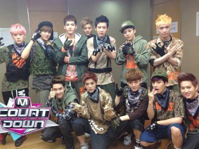 Belum 24 Jam Rilis Album Repackaged, EXO Sukses Raih Predikat 'All Kill'!