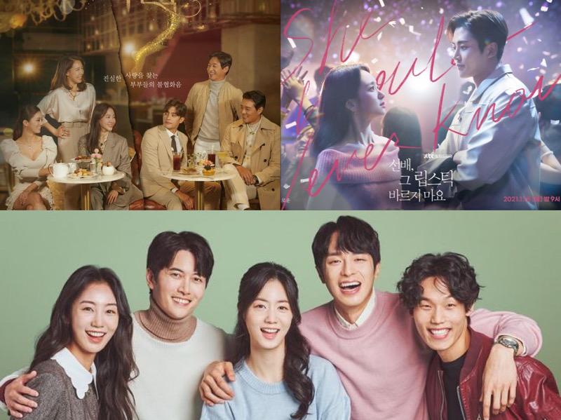 Daftar Drama Korea Terbaru Januari 2021