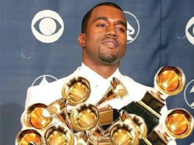 "Cuma Dapat Dua Nominasi Grammy, Kanye West : ""Itu Kurang!"""