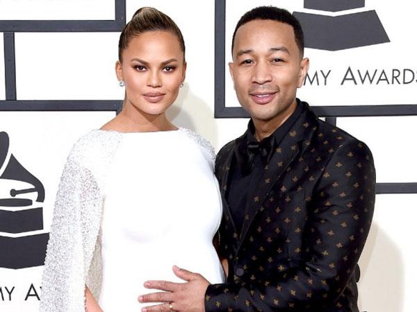 Selamat, John Legend dan Istri Dikaruniai Anak Pertama!